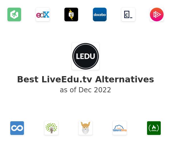 Best LiveEdu.tv Alternatives