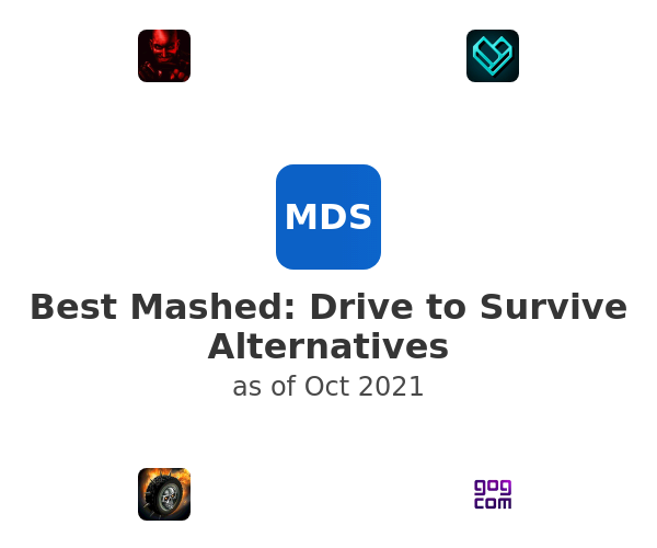 Best Mashed: Drive to Survive Alternatives