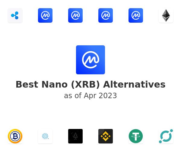Best Nano (XRB) Alternatives