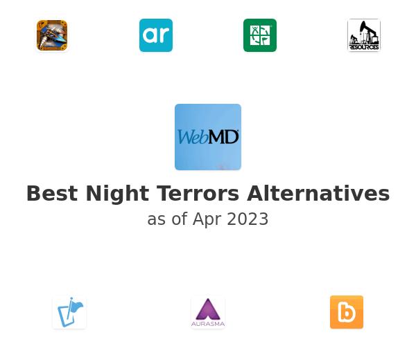 Best Night Terrors Alternatives