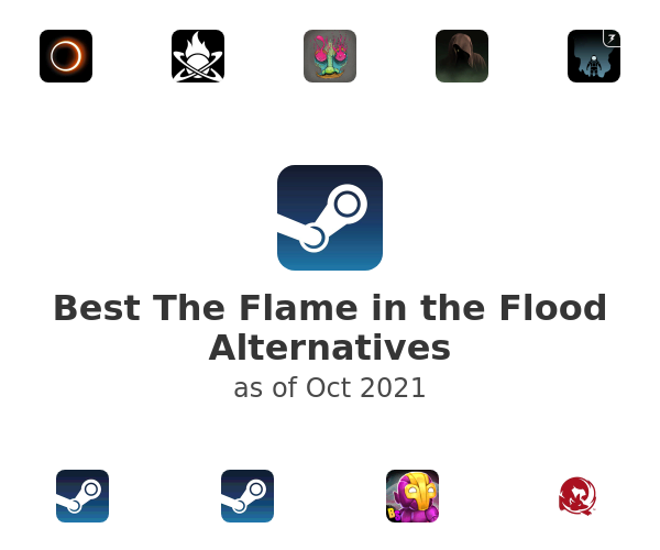 Best The Flame in the Flood Alternatives