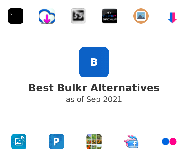 Best Bulkr Alternatives