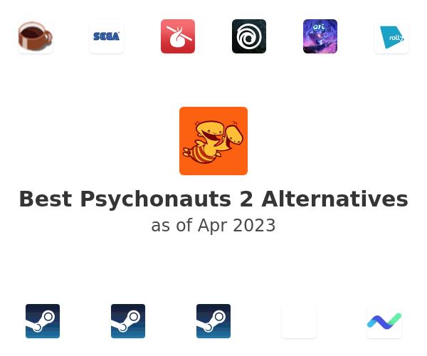 Best Psychonauts 2 Alternatives