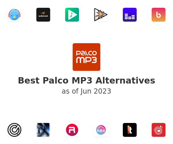 Best Palco MP3 Alternatives