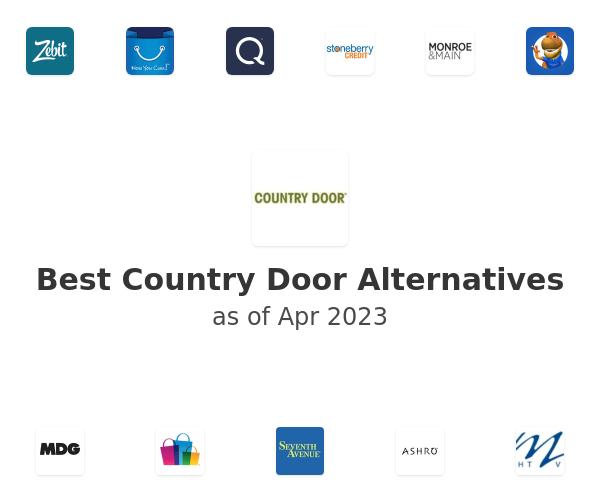 Best Country Door Alternatives