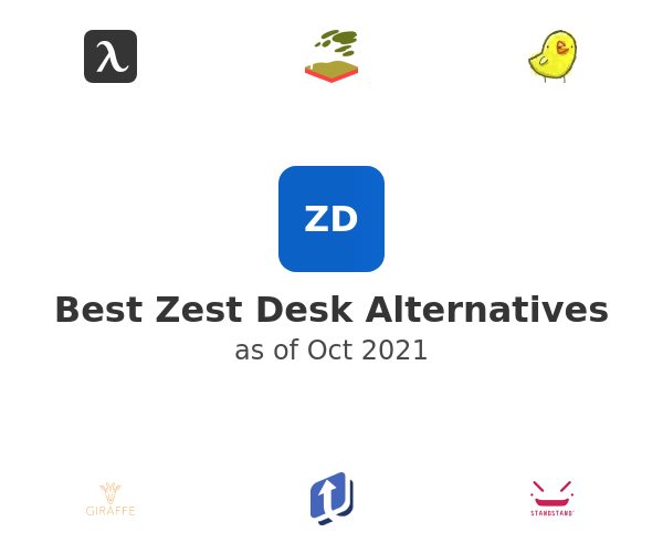 Best Zest Desk Alternatives