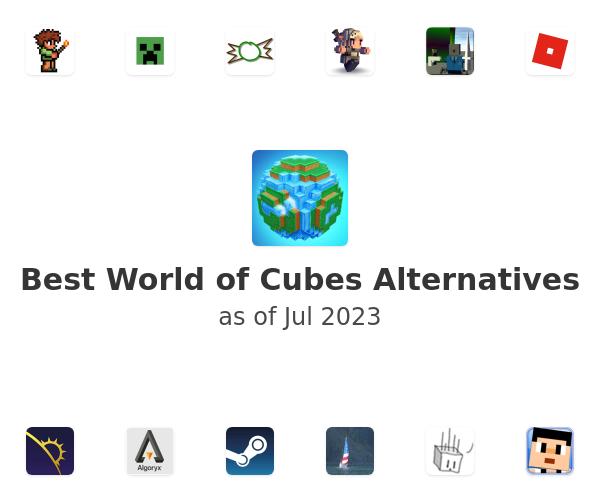 Best World of Cubes Alternatives