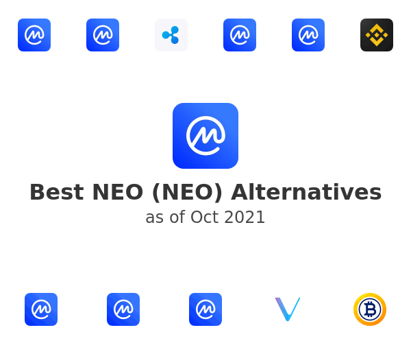 Best NEO (NEO) Alternatives