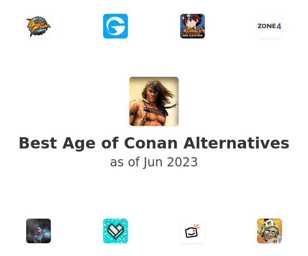 Best Age of Conan Alternatives