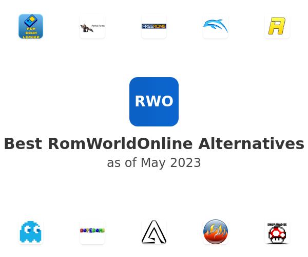 Best RomWorldOnline Alternatives