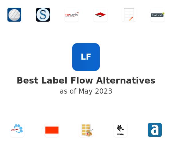 Best Label Flow Alternatives