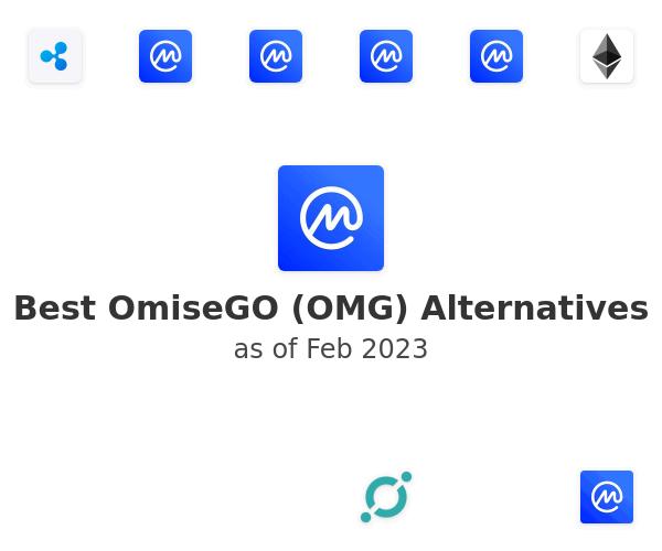 Best OmiseGO (OMG) Alternatives