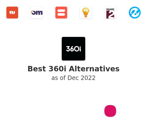 Best 360i Alternatives
