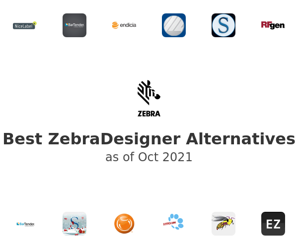 Best ZebraDesigner Alternatives