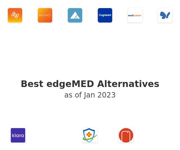 Best edgeMED Alternatives