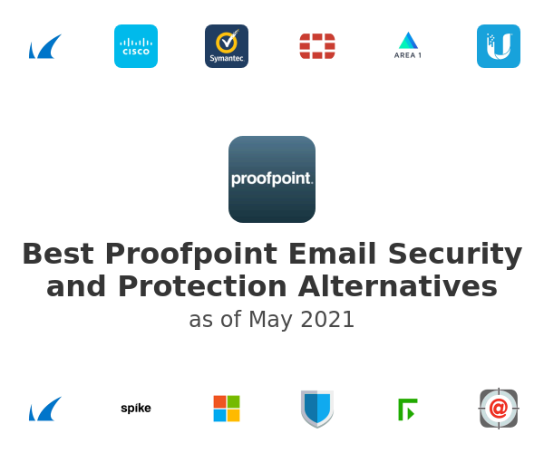 Best Proofpoint Email Security and Protection Alternatives