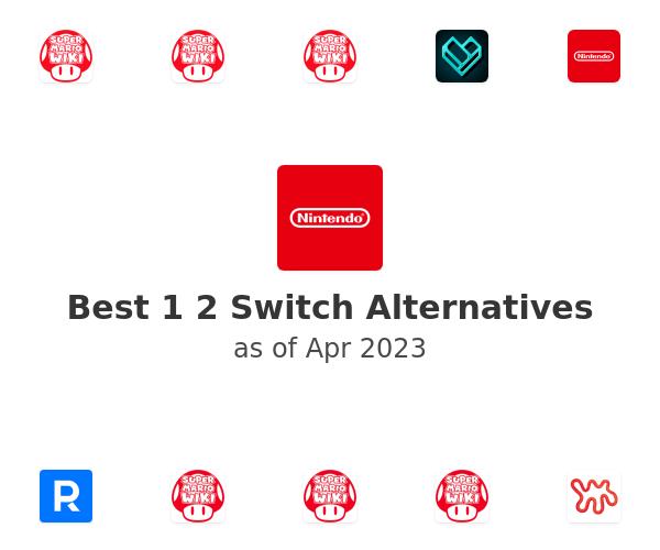 Best 1 2 Switch Alternatives