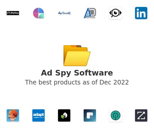 Ad Spy Software