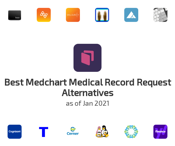 Best Medchart Medical Record Request Alternatives