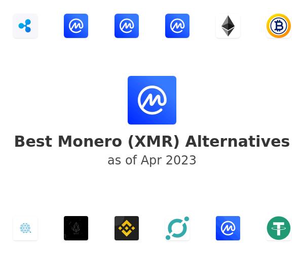 Best Monero (XMR) Alternatives