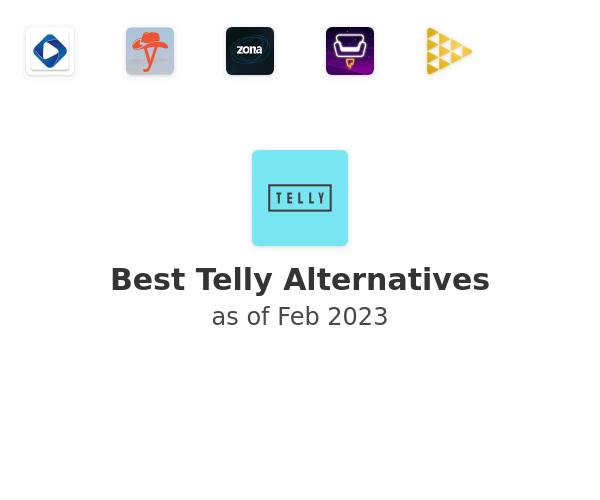 Best Telly Alternatives