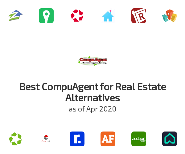 Best CompuAgent for Real Estate Alternatives