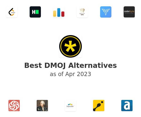 Best DMOJ Alternatives