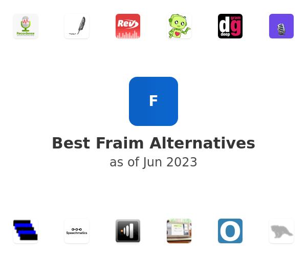 Best Fraim Alternatives