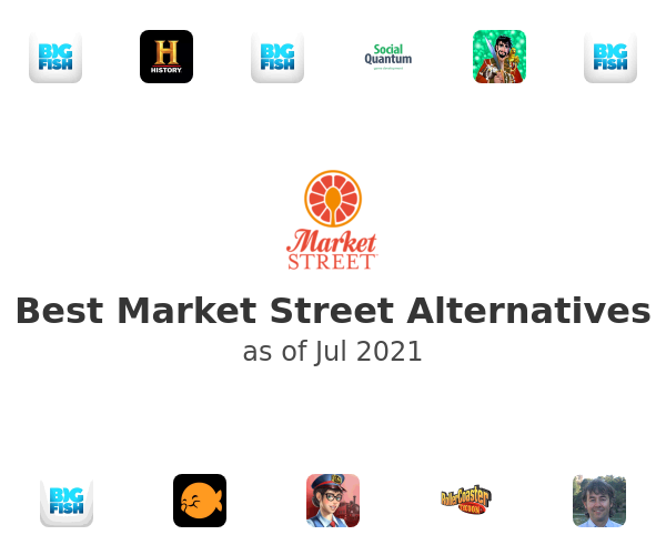 Best Market Street Alternatives