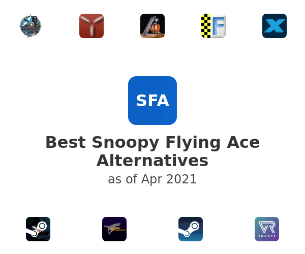 Best Snoopy Flying Ace Alternatives