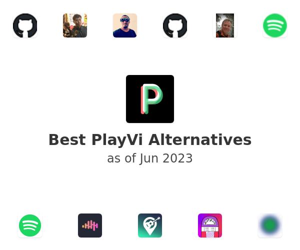 Best PlayVi Alternatives