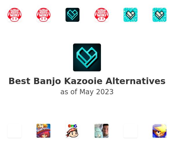 Best Banjo Kazooie Alternatives