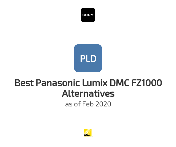 Best Panasonic Lumix DMC FZ1000 Alternatives