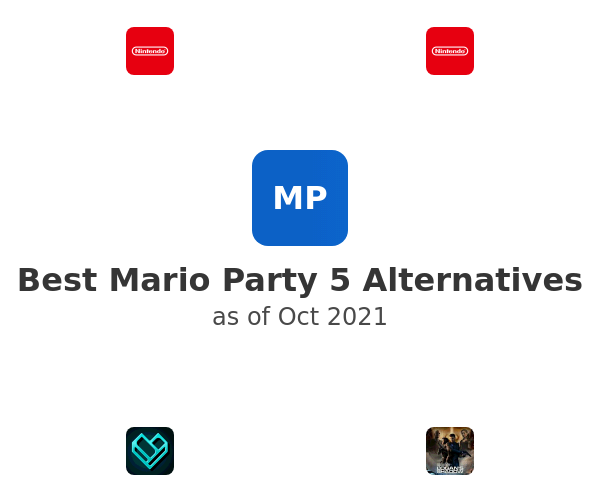 Best Mario Party 5 Alternatives