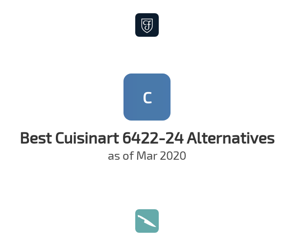 Best Cuisinart 6422-24 Alternatives