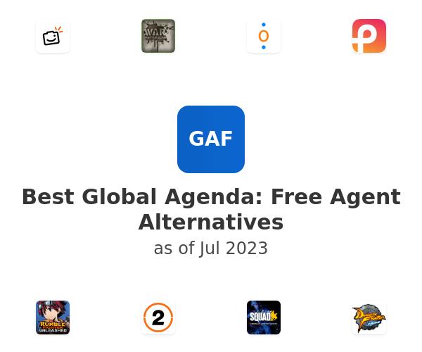 Best Global Agenda: Free Agent Alternatives