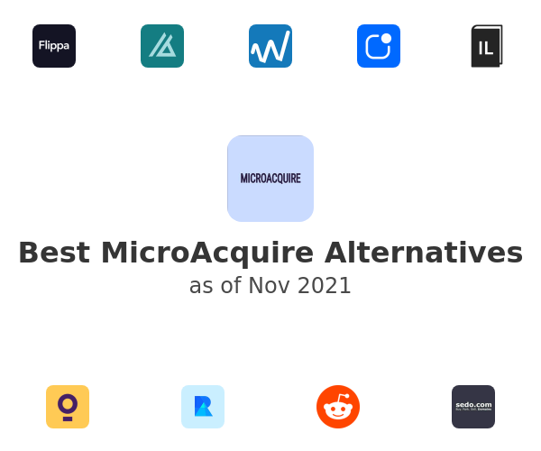 Best MicroAcquire Alternatives