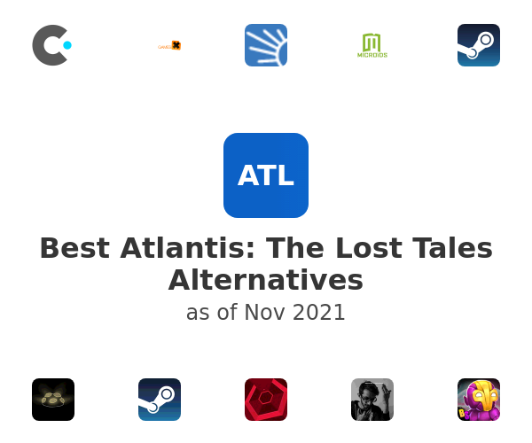Best Atlantis: The Lost Tales Alternatives