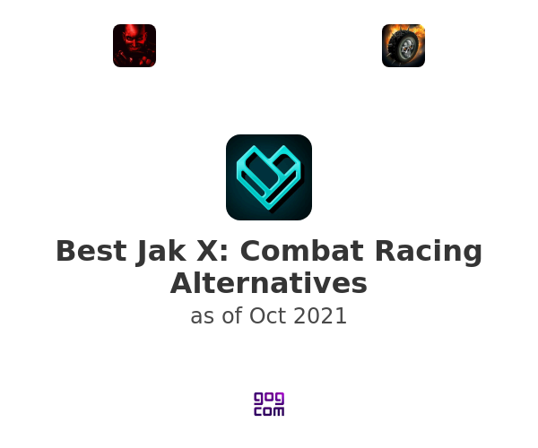 Best Jak X: Combat Racing Alternatives