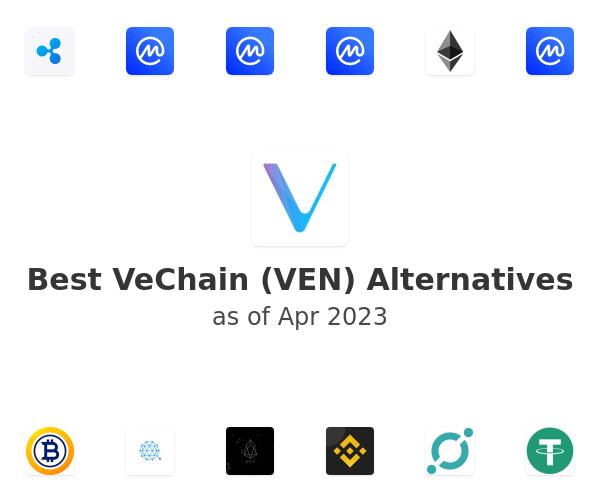Best VeChain (VEN) Alternatives