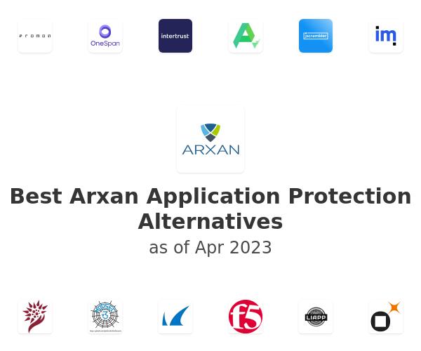 Best Arxan Application Protection Alternatives
