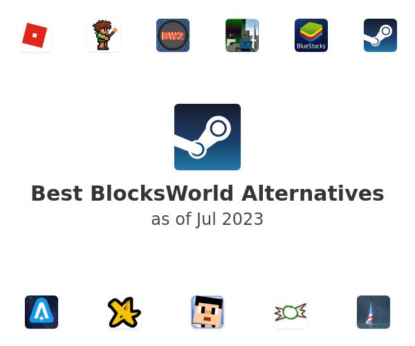 Best BlocksWorld Alternatives