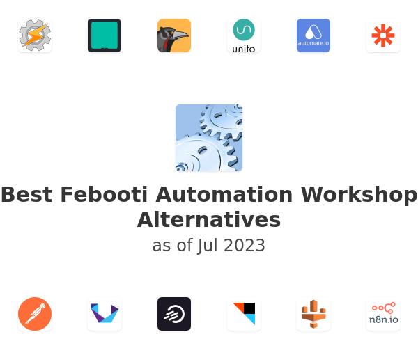 Best Febooti Automation Workshop Alternatives