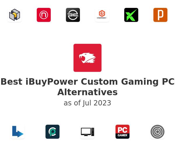 Best iBuyPower Custom Gaming PC Alternatives