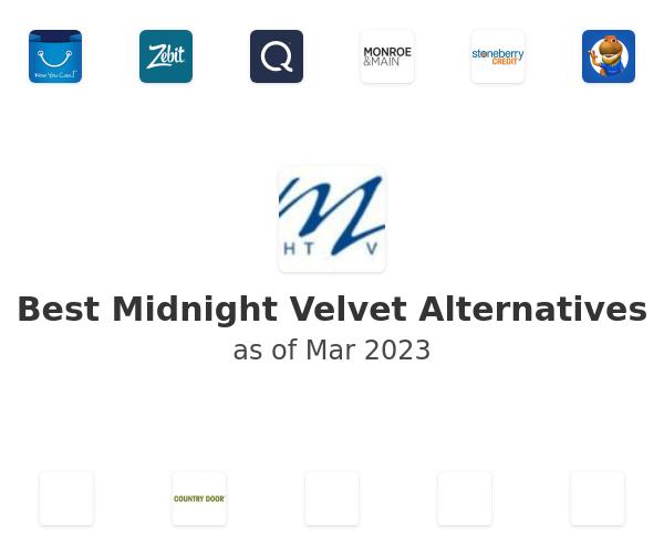 Best Midnight Velvet Alternatives