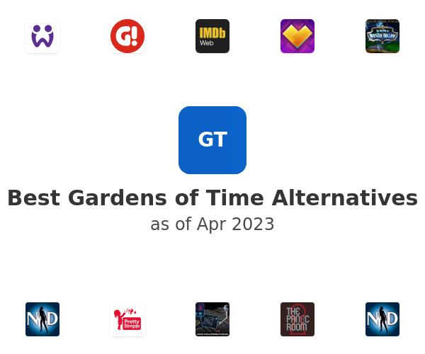 Best Gardens of Time Alternatives
