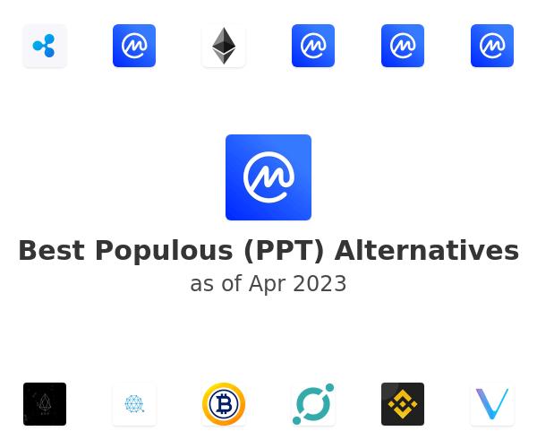 Best Populous (PPT) Alternatives