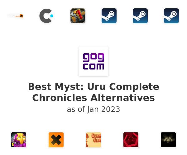 Best Myst: Uru Complete Chronicles Alternatives