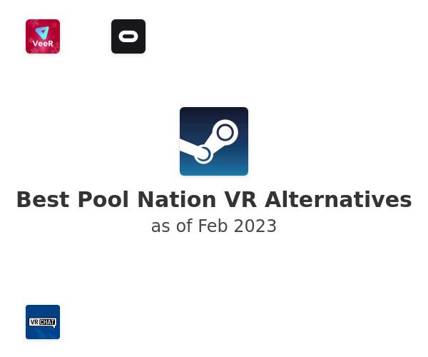 Best Pool Nation VR Alternatives