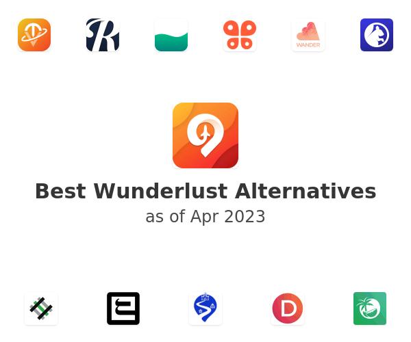Best Wunderlust Alternatives